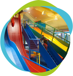 Super big slide
